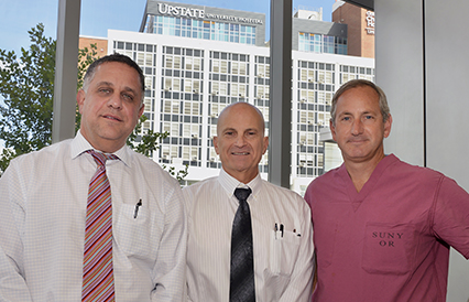 Cardiovascular Group of Syracuse joins the Upstate faculty